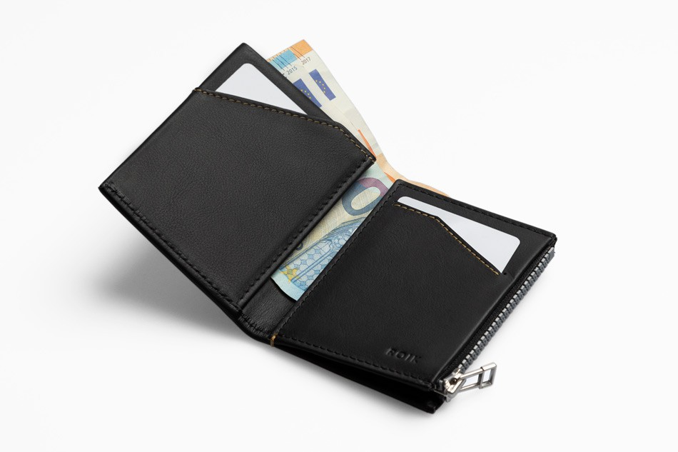 Zip Coin Black Gift Set