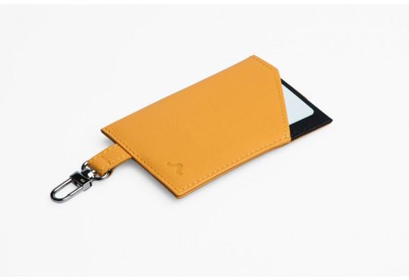 Cards & Keys Signal Yellow