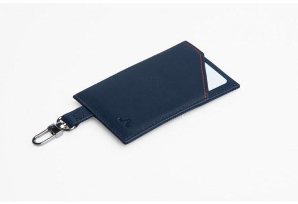 Cards & Keys Blue Navy