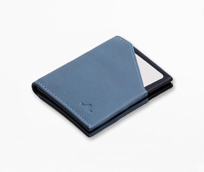 01184bfee Carteras de piel: ROIK, the Slim Wallet